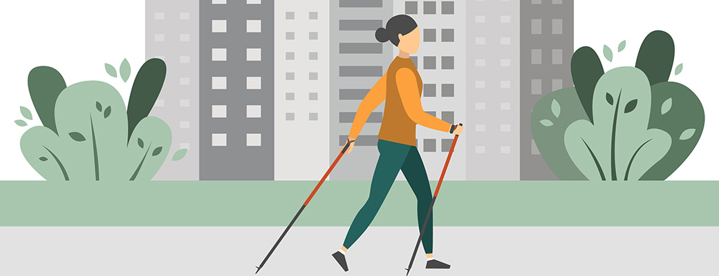 Walking: An age-old strategy to boost your health