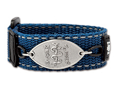 Sailor Blue Sports Band