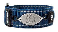 Navy Blue Sports Band