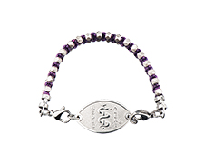 Quest Bracelet - Purple