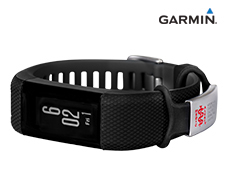 Garmin vívosmart® HR+ Activity Tracker - Black