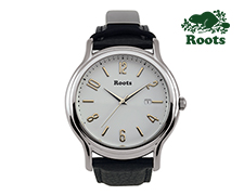 Cache Roots Watch - White