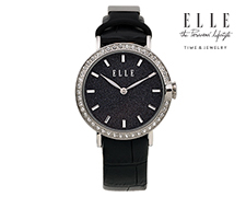Dazzle ELLE Time Watch - Black