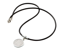 "Silver Sport 18"" Necklace"