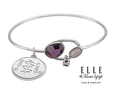 ELLE Jewelry Sugar Melon Bangle