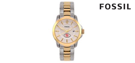 Classic Casual Two Tone Watch