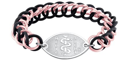 Urban Links Bracelet - Pink